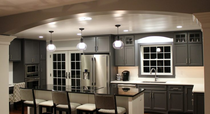 5 Options For Redoing One's Kitchen