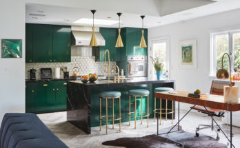 Don't Forget to Think About Color When Choosing Furnishings for Your Home